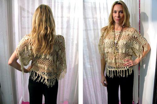 Crochetponcho