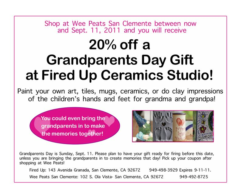 Grandparents-Day Flyer
